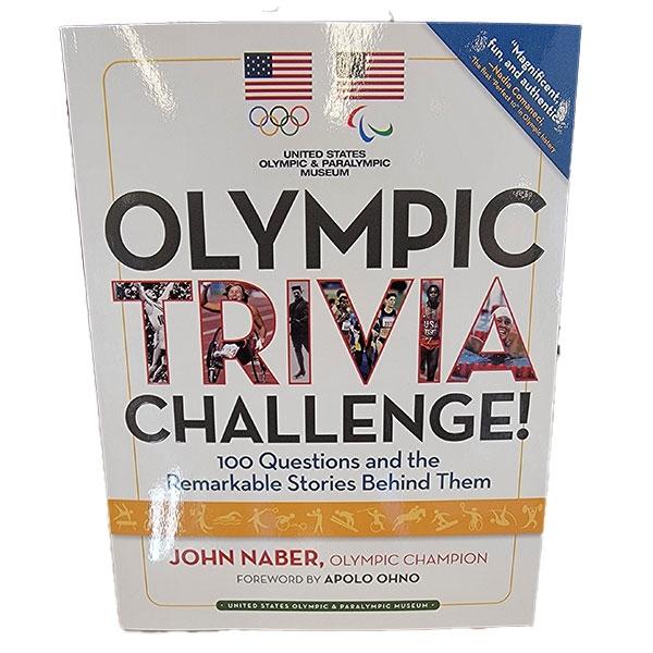 OLYMPIC TRIVIA CHALLENGE