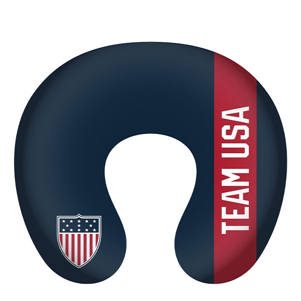 TEAM USA TRAVEL PILLOW