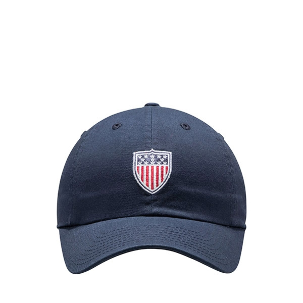 TEAM USA ADULT NAVY SHIELD HAT