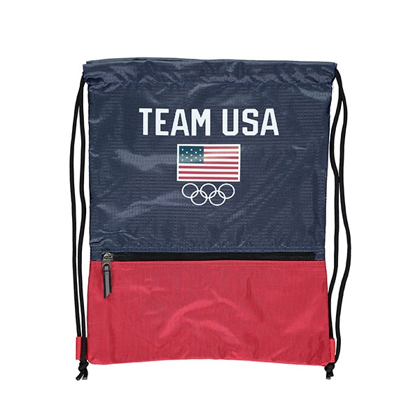 TEAM USA DRAWSTRING BAG