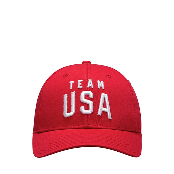 TEAM USA ADULT RED HAT