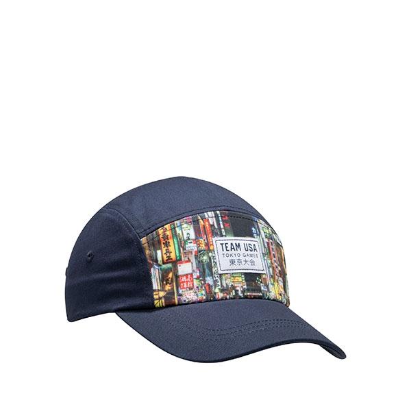 ADULT ROAD TO TOKYO NAVY CAMPER HAT