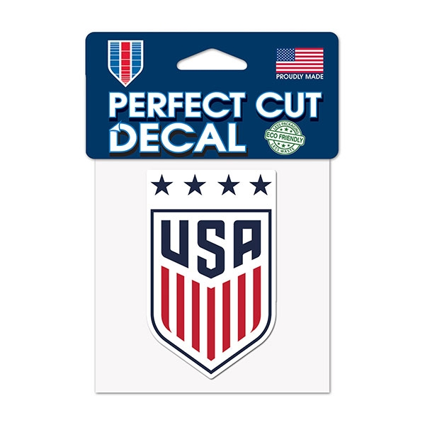 TEAM USA 4X4 DECAL