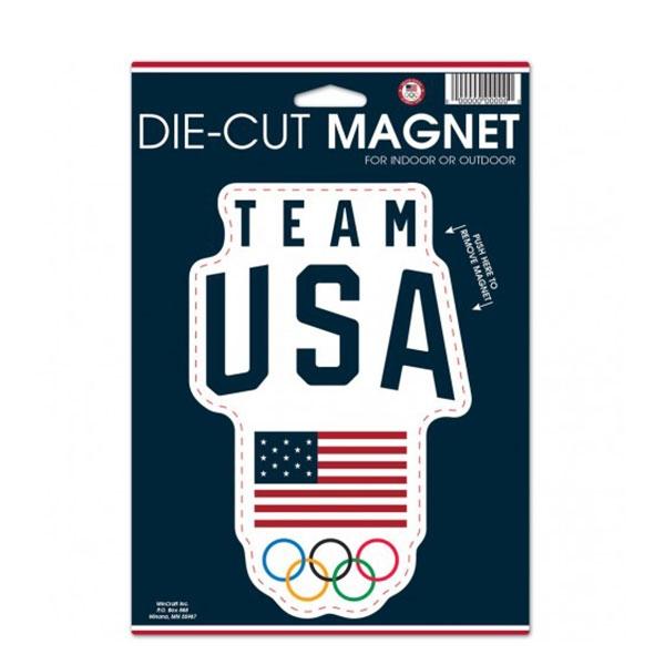 TEAM USA MAGNET