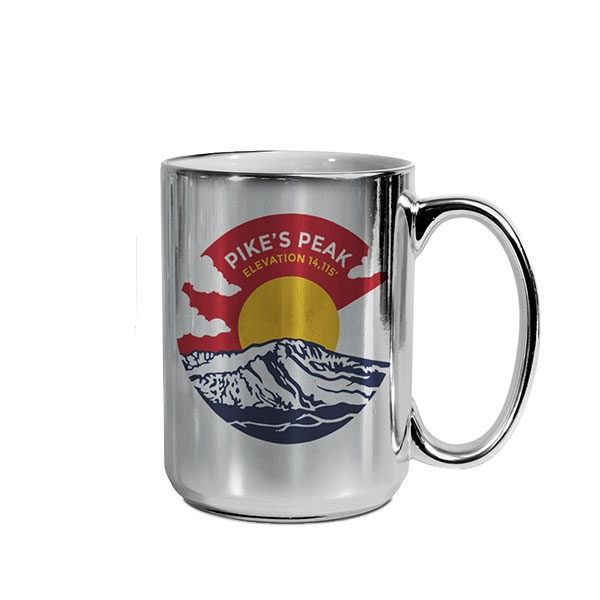 PIKES PEAK COLORADO MUG